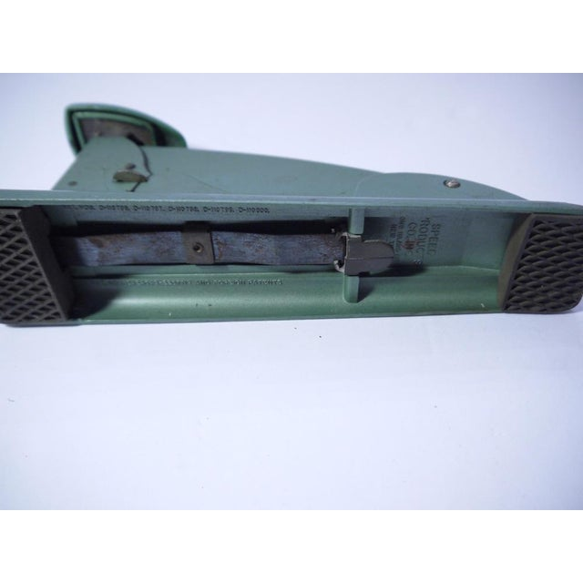 Marble Green Art Deco Stapler For Sale - Image 4 of 5