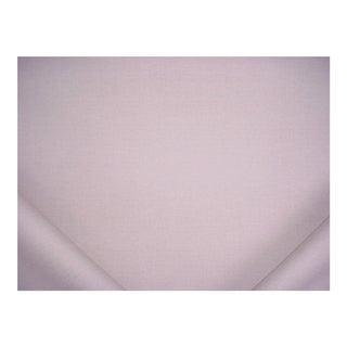 Kravet Antiqued White Lined Velour Drapery/Upholstery Fabric - 10-3/8y For Sale