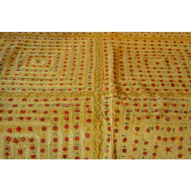Vera Sheesha Coverlet For Sale - Image 4 of 8
