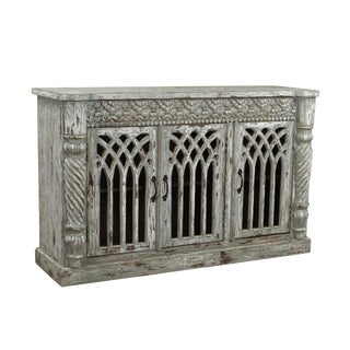 Gothic Style Leona Sideboard For Sale