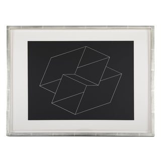 Josef Albers Formulation : Articulation Portfolio Folio II Folder 10 Print For Sale