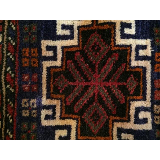1900 - 1909 Qashqai Saddle Bag For Sale - Image 5 of 5