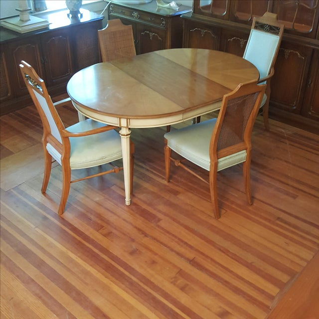 Kindel French Provincial Dining Set - Image 2 of 10