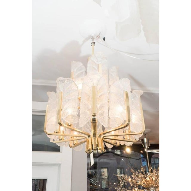 Incredible carl fagerlund orrefors acanthus leaf chandelier decaso carl fagerlund orrefors acanthus leaf chandelier aloadofball Choice Image