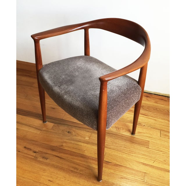 1970s Hans Wegner Kennedy Round Chairs - A Pair - Image 3 of 10