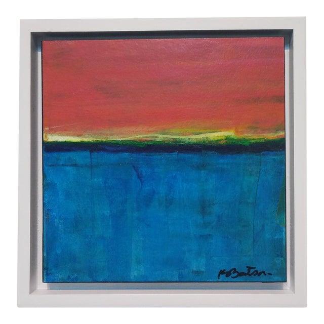 "Kelley Batson Howard ""Peachy Keen"" Painting For Sale"