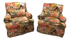 Image of Schumacher Accent Chairs