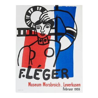 The Typographer -2014 Poster Fernand Leger-Composition