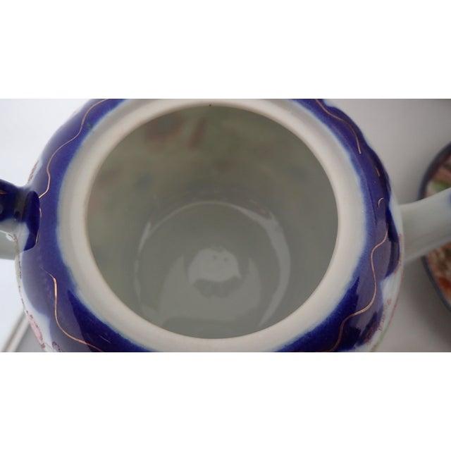 Antique Japanese Tea Set For Sale - Image 10 of 11