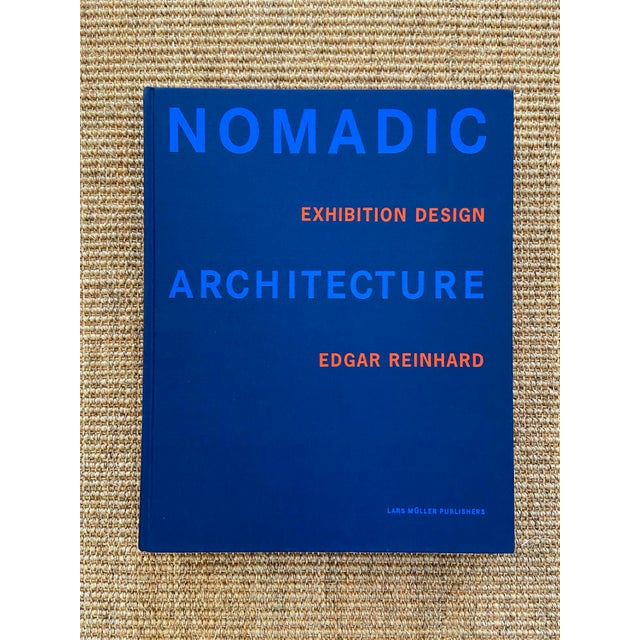 Nomadic Architecture Exhibition Design Book For Sale - Image 9 of 9