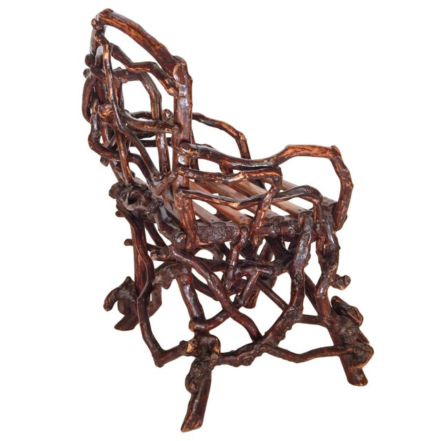 Twig Chair For Sale - Image 9 of 10