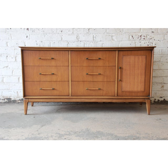 Mid-Century Modern Long Dresser by Century Furniture - Image 2 of 10