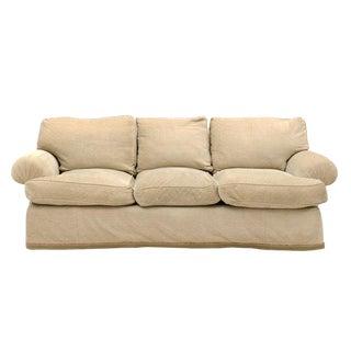 Bespoke JJCustom Down Sofa For Sale