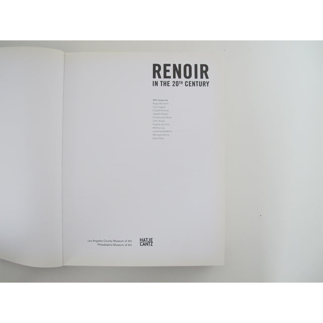 Iris Cantor Renoir In The 20th Century Book - Image 3 of 7