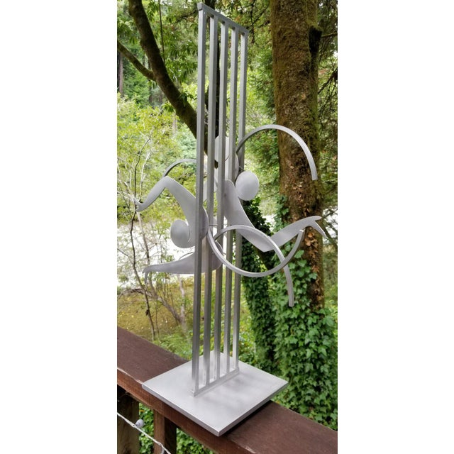Kinetic Sculpture by Jerome Kirk For Sale In San Francisco - Image 6 of 12