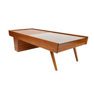 1960s Mid-Century Modern John Keal for Brown Saltman Coffee Table