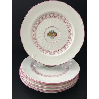 Crown Staffordshire Dessert Plates - Set of 6 Preview