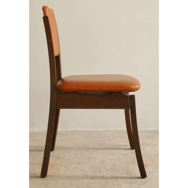 Angelo Mangiarotti Set of 6 Dining Chairs - Image 1 of 3