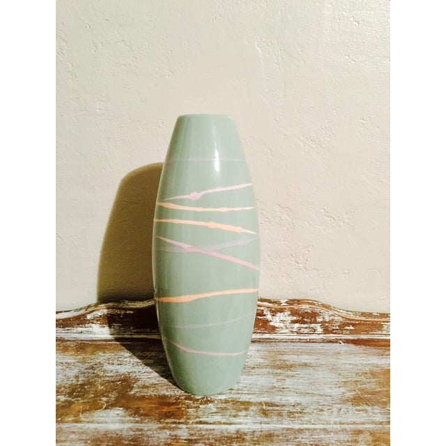 Mid-Century Modern Vase - Image 3 of 8
