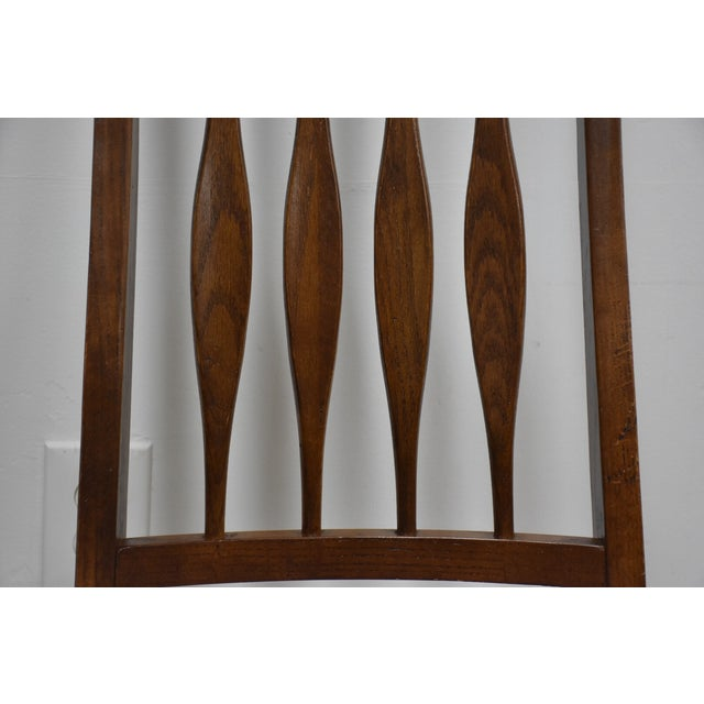 Mid-Century Keller Dining Chairs - Set of 4 - Image 8 of 11