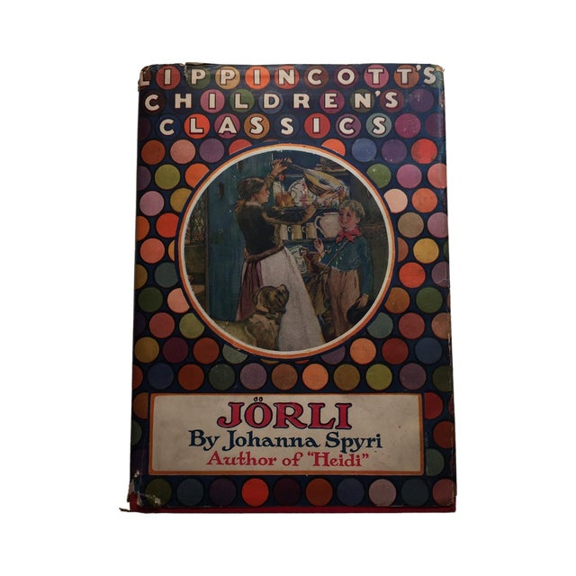 "1928 ""Jorli by Johanna Spryi"" 1st Edition - Image 1 of 7"