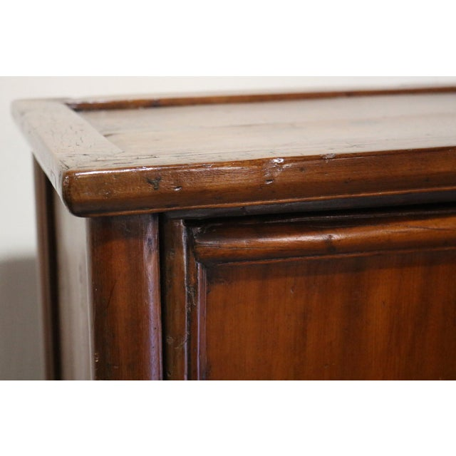 1900 - 1909 1900s Antique Nanmu Wood Armoire For Sale - Image 5 of 10