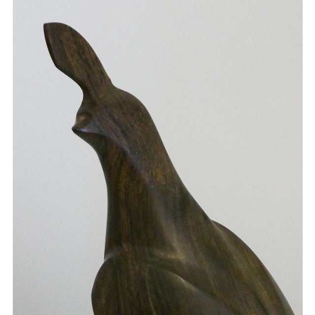 1970s Ironwood Quail For Sale - Image 5 of 6