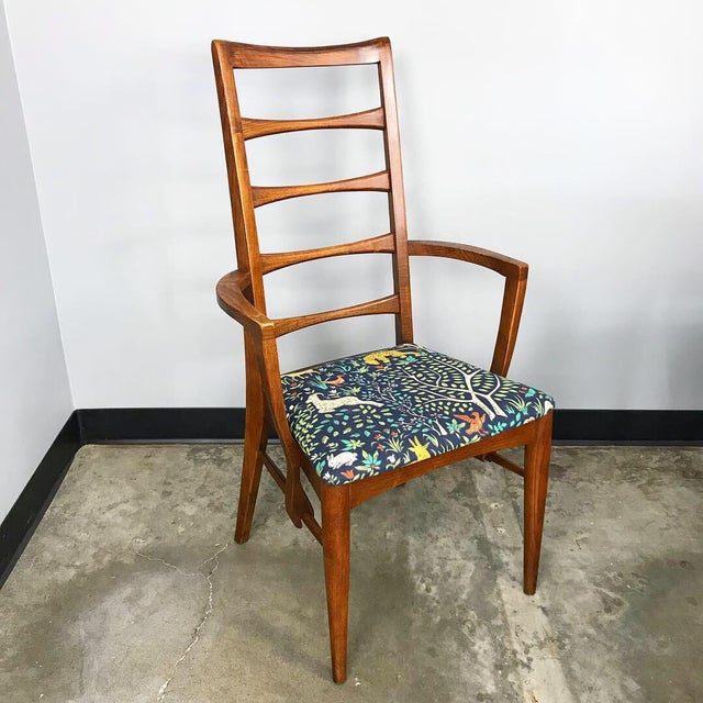 Mid Century Modern Dining Set by Stanley For Sale - Image 6 of 13