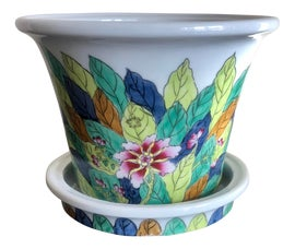 Image of Chinoiserie Planters