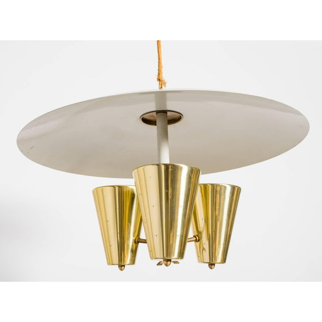 Edward Wormley for Lightolier Fixture For Sale In New York - Image 6 of 10