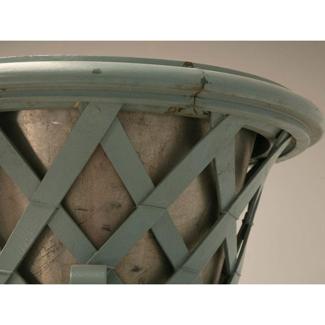 French Antique French Exhibition Urn on Pedestal For Sale - Image 3 of 10