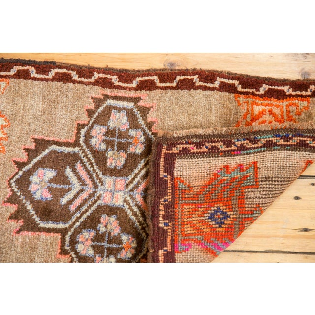 "Cottage Vintage Oushak Rug Mat - 1'7"" X 2'9"" For Sale - Image 3 of 7"