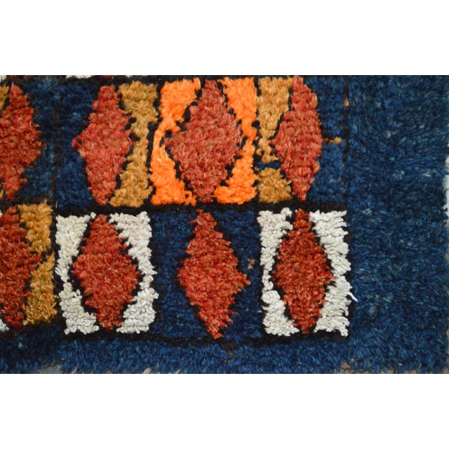 Vintage Uzbek Runner - 3'1″ x 10'9″ For Sale - Image 4 of 5
