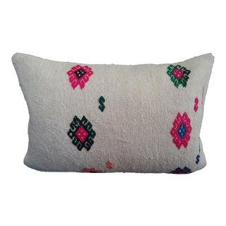 Turkish Hemp Lumbar Pillow
