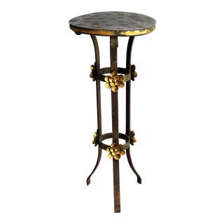 Early French Wine Table For Sale