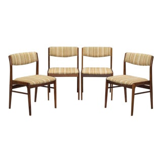 Danish Modern Rosewood Dining Chairs by Thorso Stole- Set of 4 For Sale