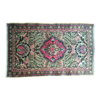 Antique Lillihan Persian Rug