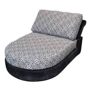 Roche Bobois Chaise Lounge For Sale