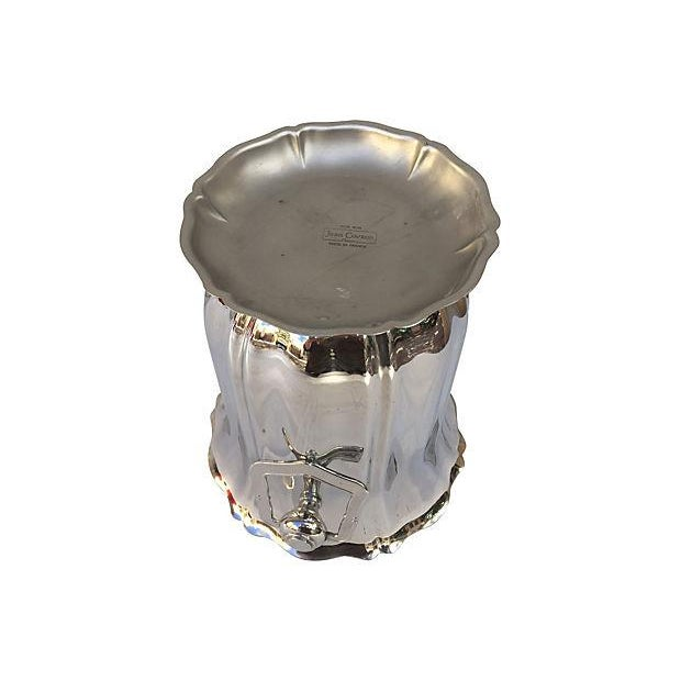 French Silver-Plate Champagne Bucket - Image 5 of 5