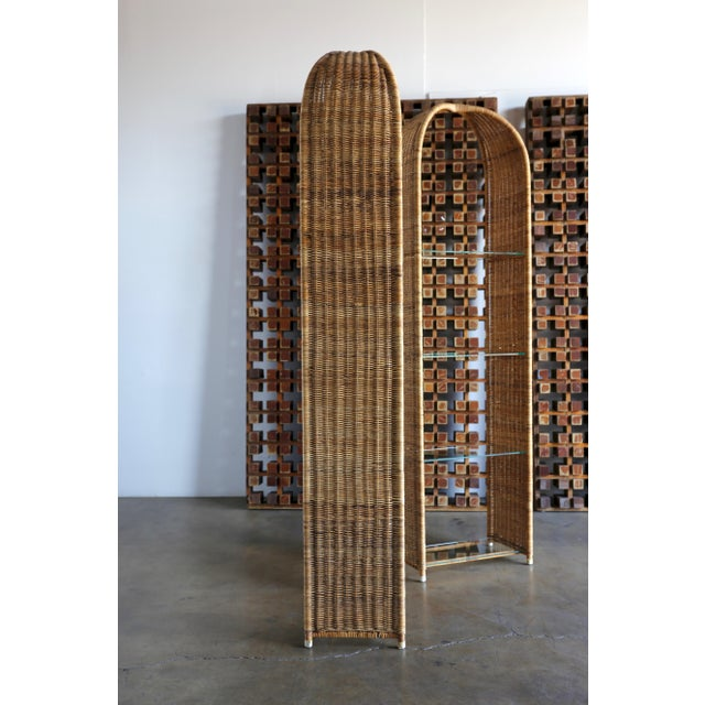 Danny Ho Fong for Tropi-Cal Etageres - A Pair For Sale In Los Angeles - Image 6 of 11