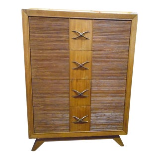 Mid-Century Modern Chest of Drawers by Paul Frankl For Sale