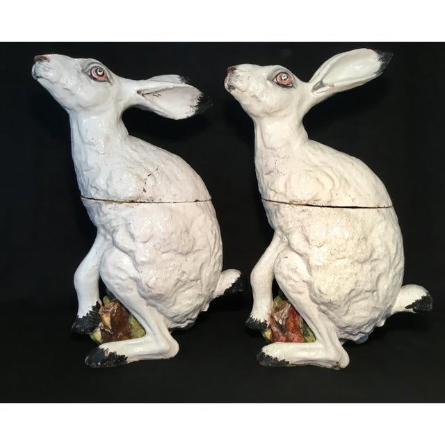 1970s Italian Bunny Tureens - a Pair For Sale - Image 5 of 13