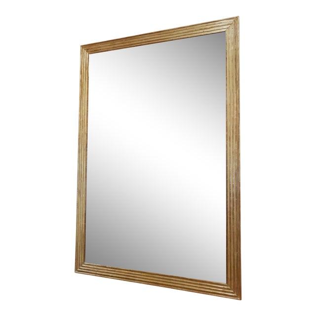 19th C. Directoire Gilt Mirror For Sale