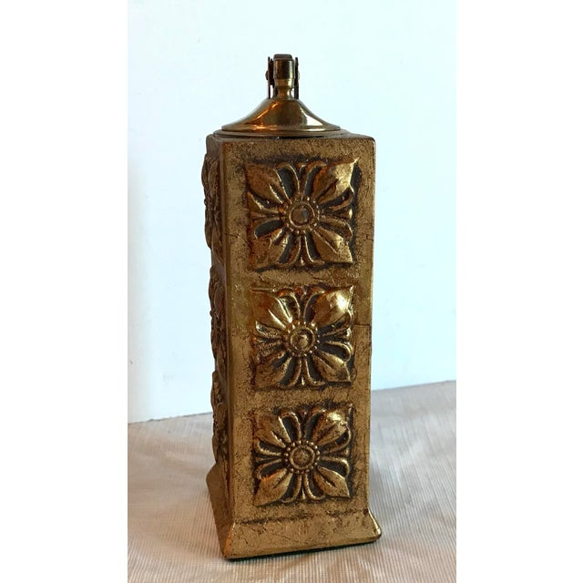 Never have seen one of these Italian Florentine Table lighter! From a lady's estate with many unique Italian Florentine...