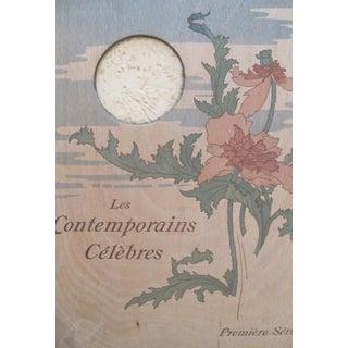 1904 Biscuit Lefevre-Utile Volume, Contemporains Celebres (with Cappiello plates) Preview