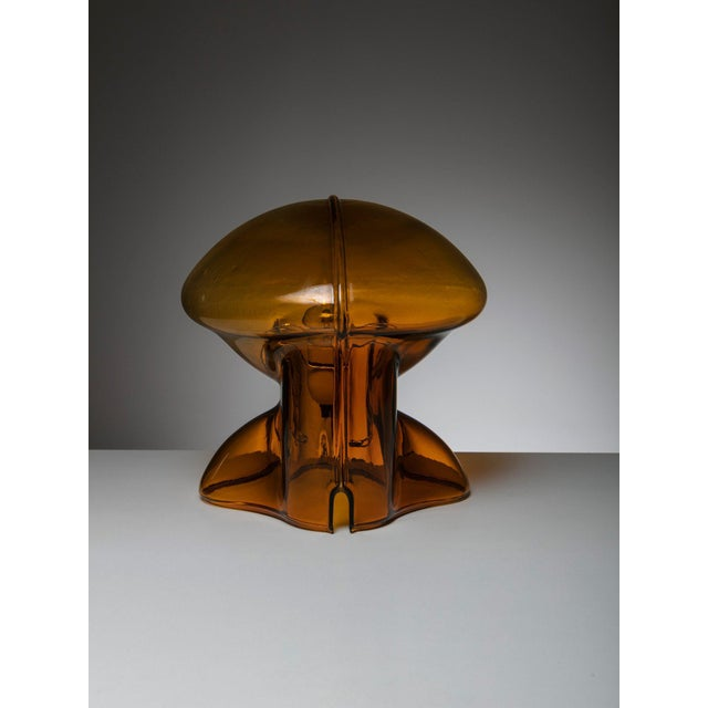 """1970s """"Medusa"""" Table Lamp by Umberto Riva for VeArt For Sale - Image 5 of 9"""