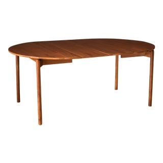 Mid-Century Modern Walnut Dining Table by Greta Grossman for Glenn of California For Sale