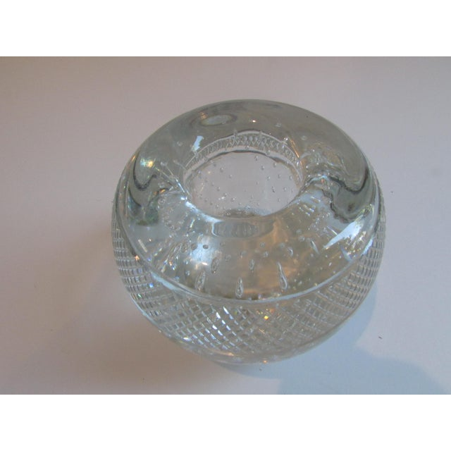 Antique Glass Match Striker For Sale In Los Angeles - Image 6 of 8