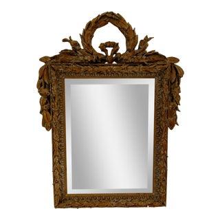 Robert-Grace, Aged Copper/Bronze Mirror, Vintage For Sale