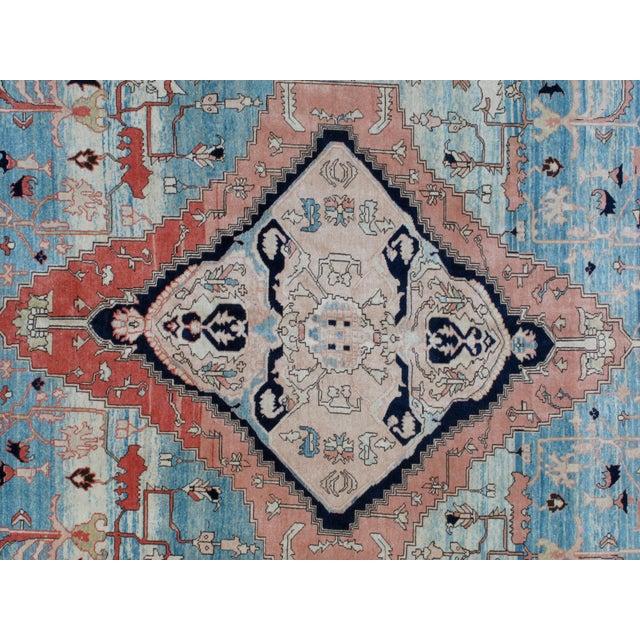 Leon Banilivi Persian Bakhshaish Rug - 9′ × 12′ For Sale - Image 4 of 6